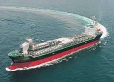 SELF LOADING/ UNLOADING BULK CARRIER